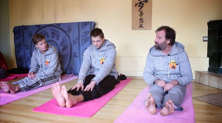 Wim Hof Training